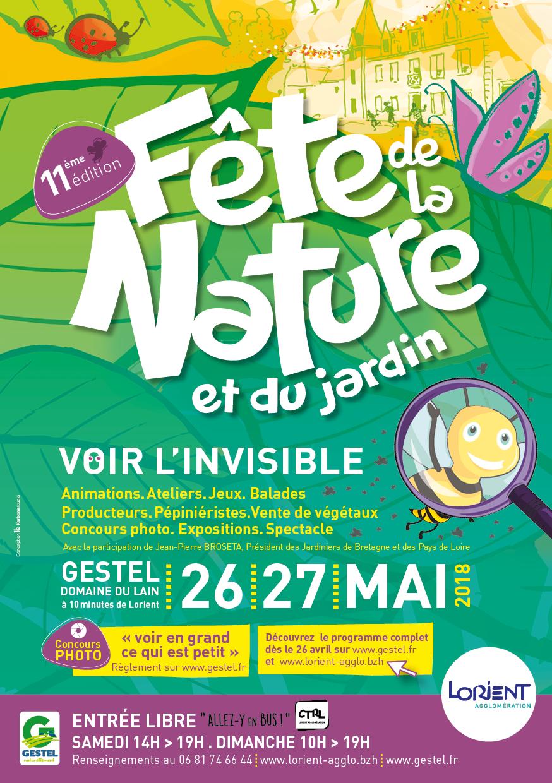 Fête de la Nature 26 et 27 mai 2018
